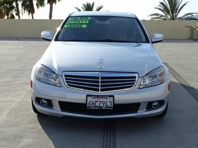 2009 Mercedes-Benz C-Class 4dr Sdn 3.0L Luxury RWD
