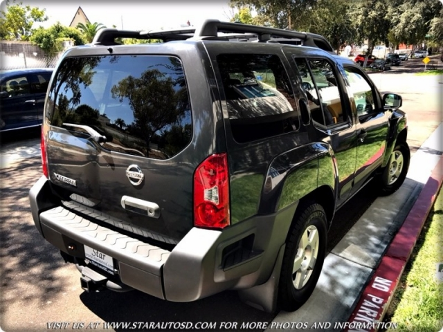 2006 Nissan Xterra 4dr X V6 Manual 2WD