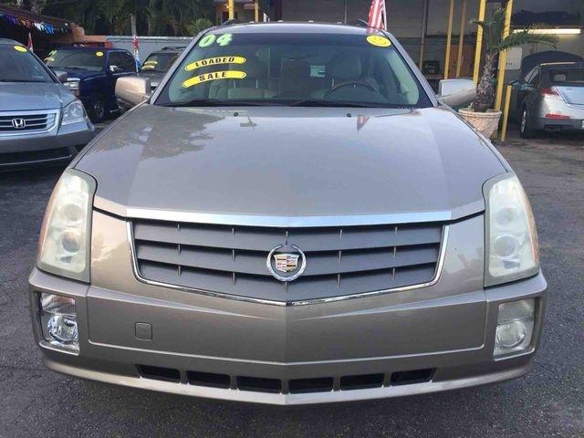 2004 Cadillac SRX Sport Utility 4D