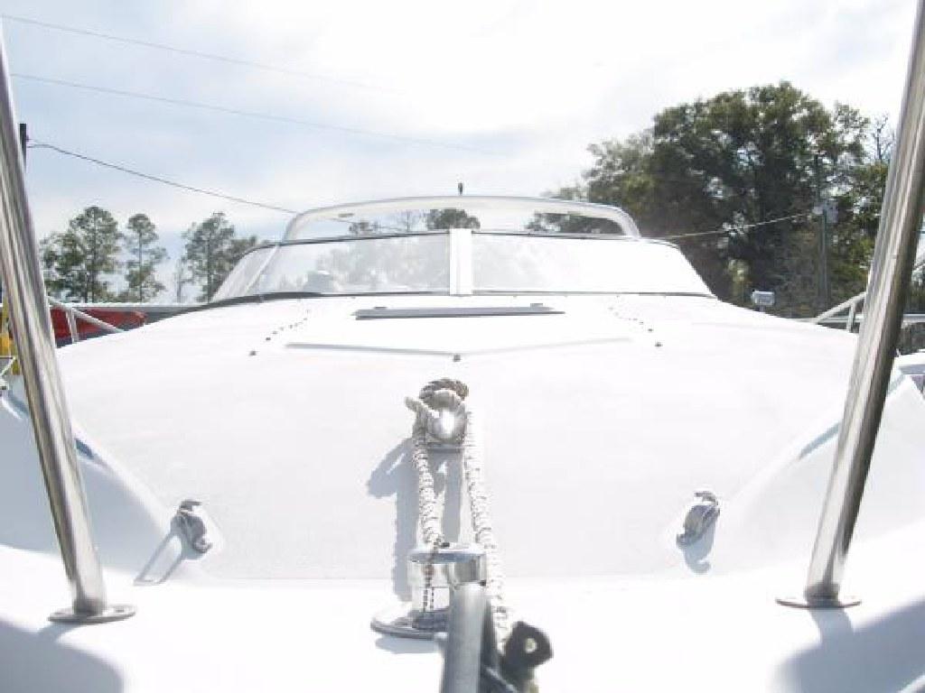 1992 Thompson 28' Cabin Cruiser