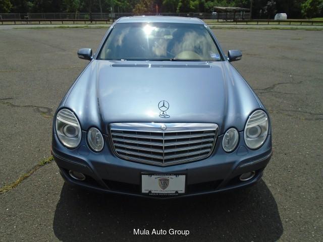 2007 Mercedes Benz E-Class E550 7-Speed Automatic