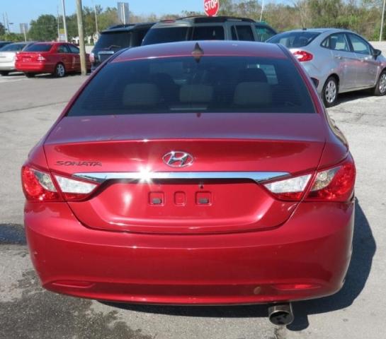 2011 Hyundai Sonata Gls Claz Org