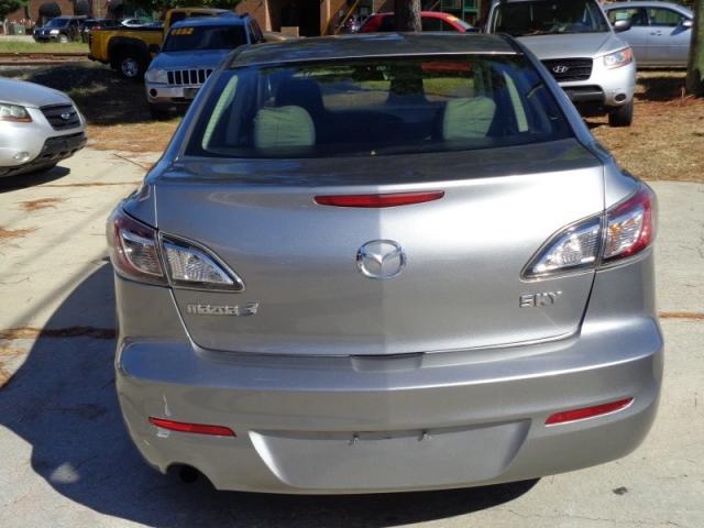 2012 Mazda 3 4dr Sdn Auto i Sport