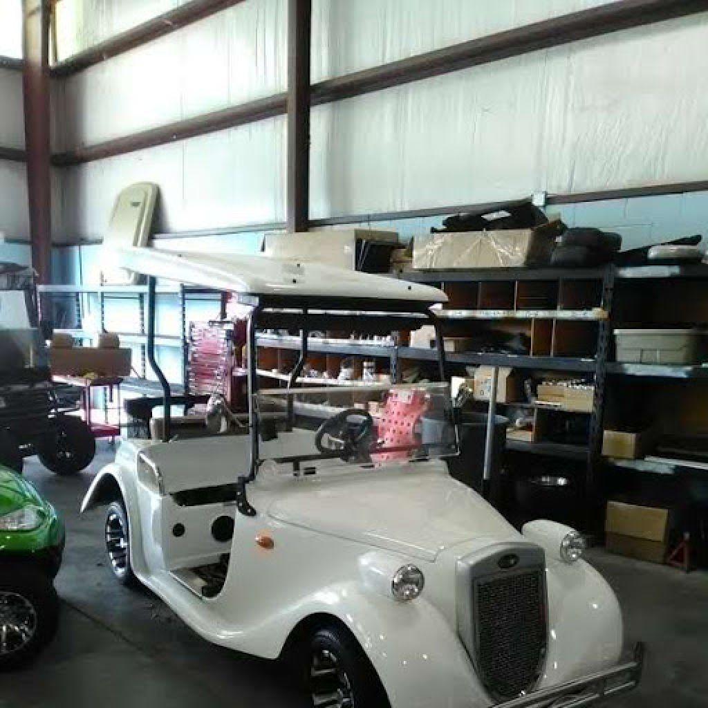 Crown Carts Golf Carts New Electric Air Radio & More (352) 399-2804