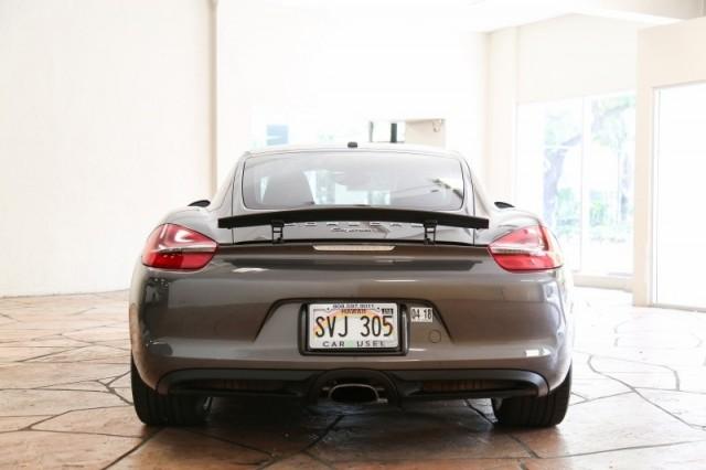 2014 Porsche Cayman 6spd