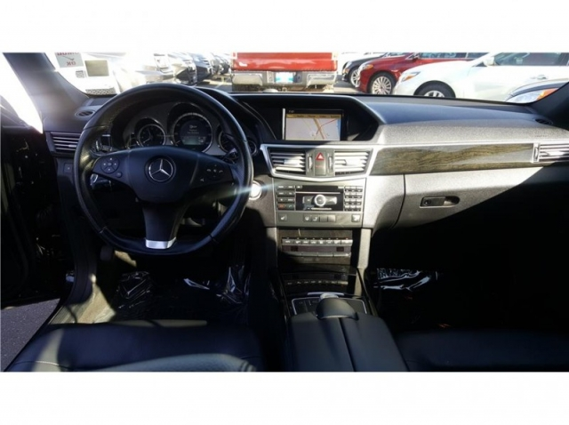 2011 Mercedes-Benz E-Class E350 Sedan 4D