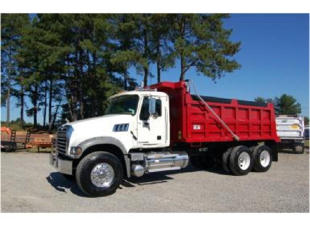 Dump truck financing for C & D credits