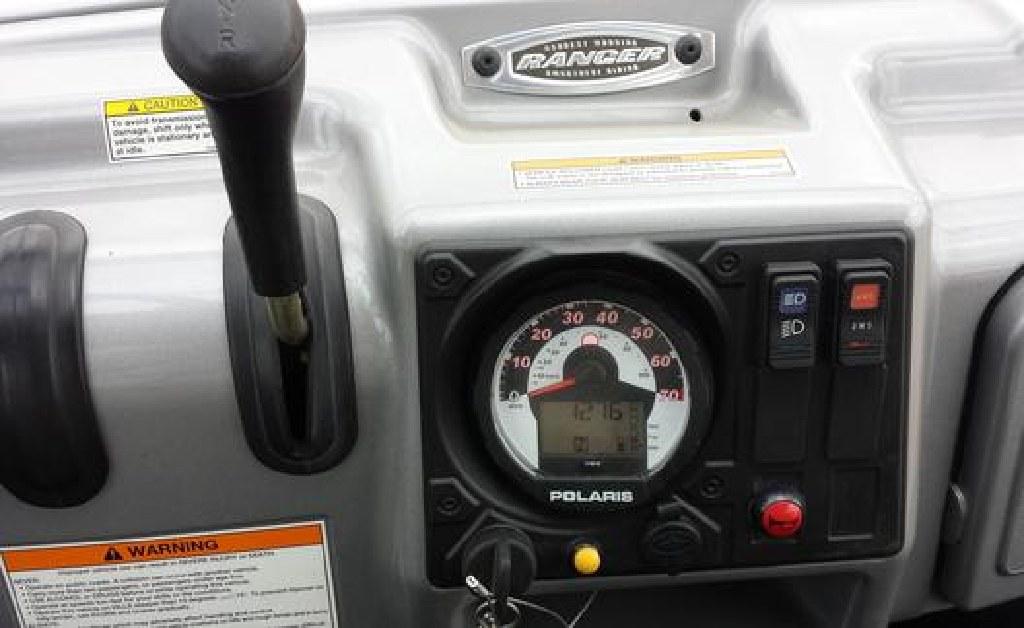 2007 Polaris Ranger Custom Buggy