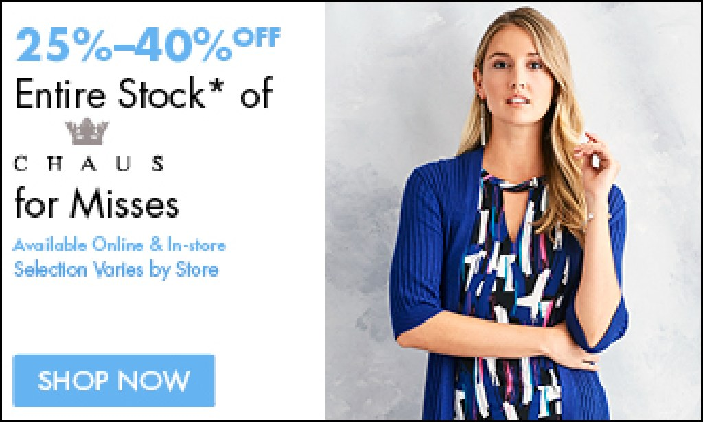 Affordable fashions for Women