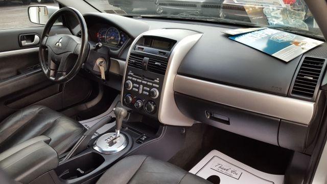 2007 Mitsubishi Galant ES Sedan 4D
