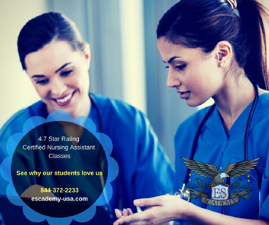 No Worries - Top Class Certified Nursing Assistant Classes
