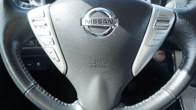 2015 Nissan Sentra S CVT