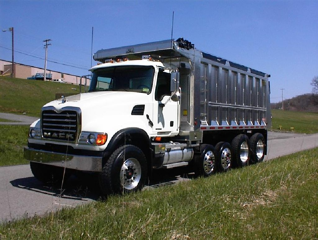 Dump truck loans for established companies - All credit types are welcome