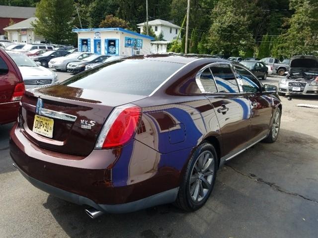 2010 Lincoln MKS Base AWD 4dr Sedan