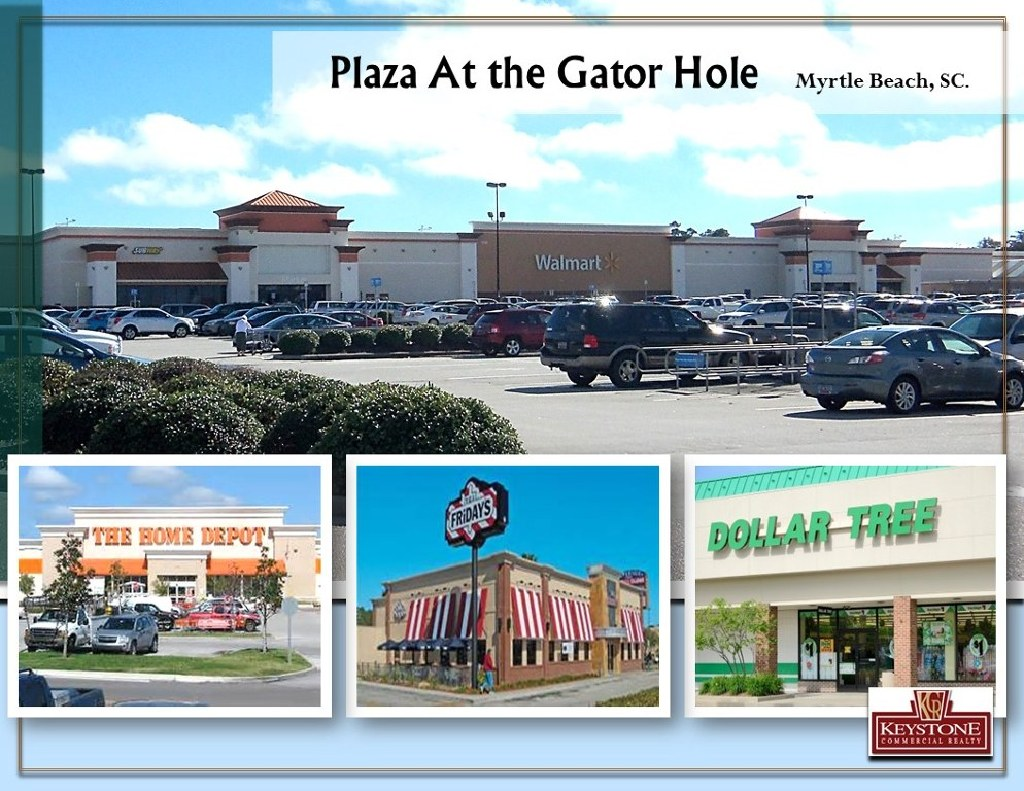 Gator Hole Plaza Unit #1-Retail Space For Lease-North Myrtle Beach