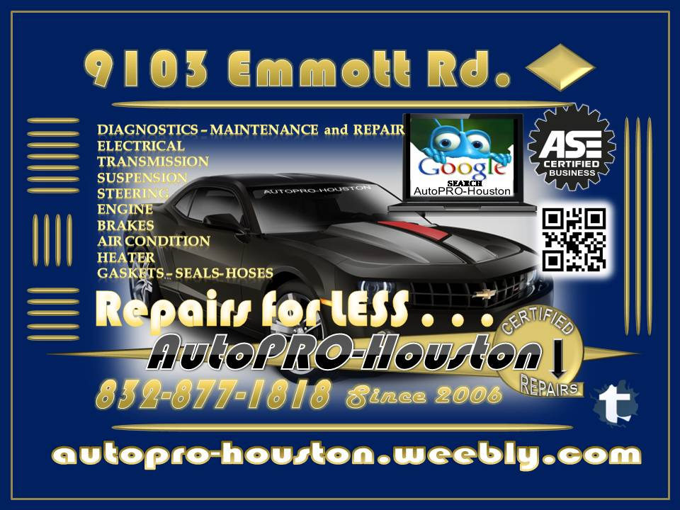 Best Service | Best Price with Quality Parts.| AutoPRO-Houston