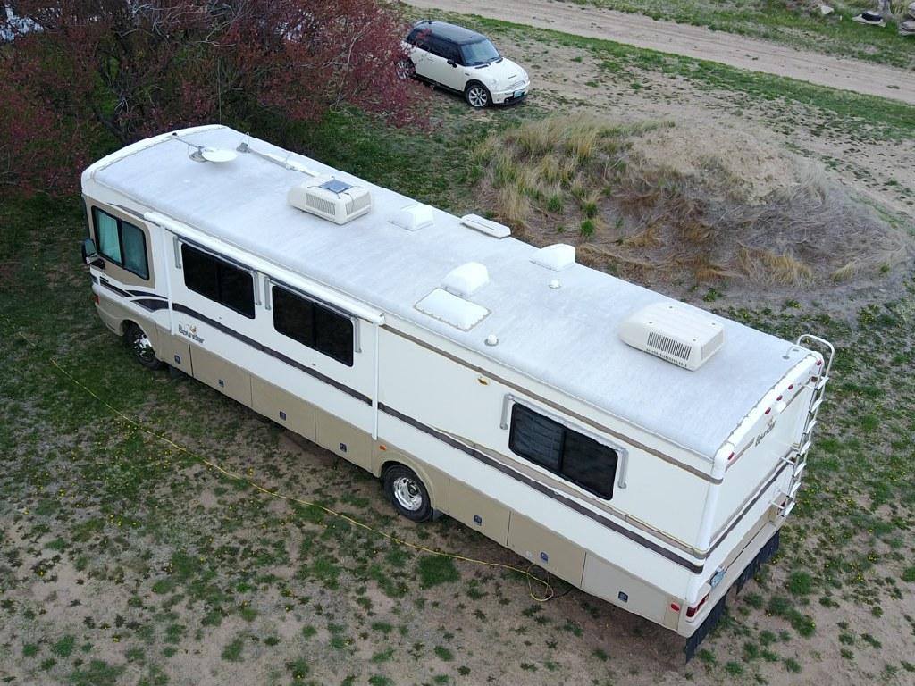 1999 Fleetwood Bounder 34V