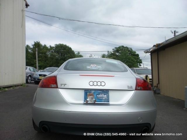 2008 Audi TT 2dr Cpe Auto 3.2L quattro