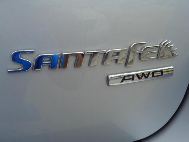 2009 Hyundai Santa Fe AWD 4dr Auto GLS