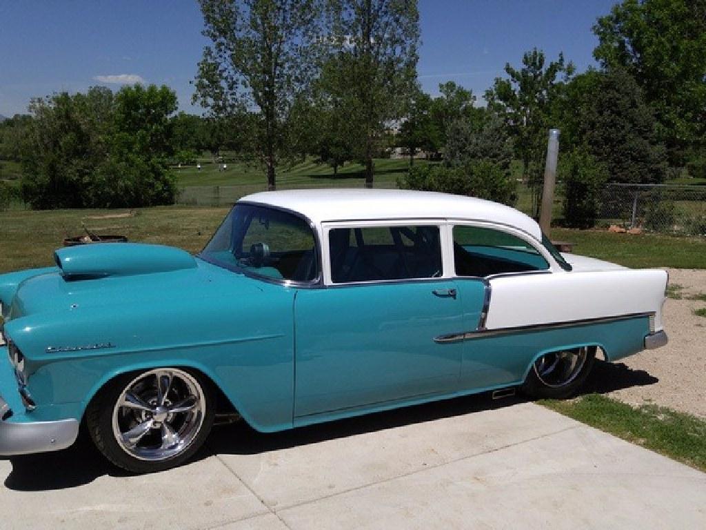 1955 Chevrolet Bel Air Street/Drag Car