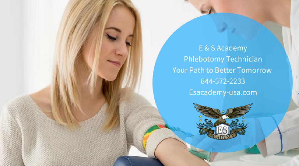 Phlebotomy Training & Certification. Only 4 Weeks. Limited Seats Available!