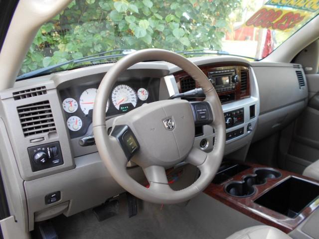 2008 Dodge Ram 2500 2WD Quad Cab Laramie