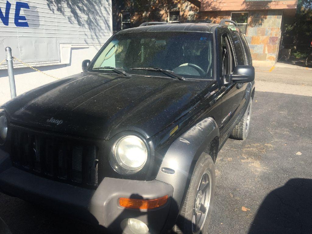 2003 jeep liberty freedom edition