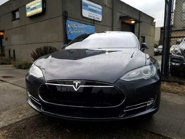 2016 Tesla Model S P90D AWD 4dr Liftback