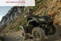 2017 Honda FourTrax Rancher 4x4 ES Utility ATVs Scottsdale, AZ