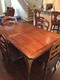 $949, French Country Dining Room Set, Aveigon