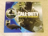 Brand new PS4 with Call of duty