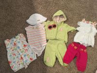 Gymboree Outfits - Size 0-3 Months
