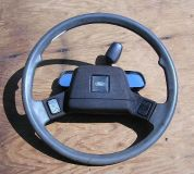 Buy Original 1989 Ford Festiva Steering Wheel motorcycle in Branchdale, Pennsylvania, US, for US $32.50