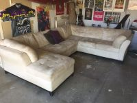 Sectional couch $100 obo