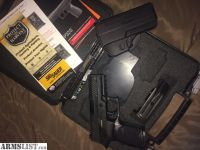 For Sale: Sig P-320 Compact 9mm