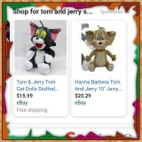 Tom and jerry $20 Firm Both