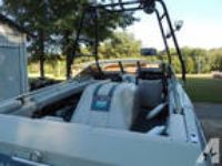 1989 Mastercraft Tristar Wakeboard Boat