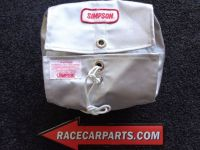 Buy Simpson silver parachute pack dragster funny car altered gasser pro mod 392 417 motorcycle in San Jose, California, United States, for US $98.00