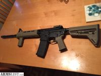 For Sale: Colt AR-15 6920LE magpul edition