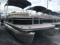2017 Lowe Ultra 200 Cruise Pontoons Boats Holiday, FL