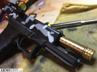For Sale/Trade: Custom Glock 17 MOS 9mm