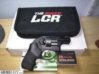 For Sale: Ruger LCR-X .38 $350
