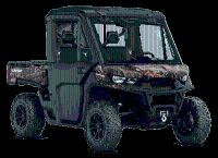 2018 Can-Am Defender XT CAB HD8 Side x Side Utility Vehicles Wilkes Barre, PA