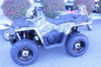 2018 Polaris Sportsman 570 Camo Utility ATVs Adams, MA
