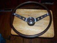 Find 1964 65 66 ORG CHEVY CHEVELLE NOVA IMPALA SS 2 SPOKE SPORT WOOD STEERING WHEEL motorcycle in West Grove, Pennsylvania, United States, for US $599.95