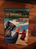Lego Ninjago - Rise of the Serpentine Full Color Graphic Novel paperback1.25