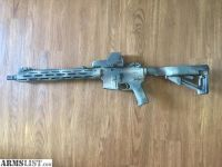 For Sale: Colt ar15 with upgrades!