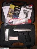 For Sale: Walther CCP 9mm Stainless