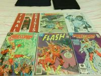 $15, Selling SET 2 of Comic Books of FlashFirestormSuperBoy Prime Final Crisis.Plus Movie Cells from