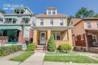 Single-family home Rental - 3786 East St